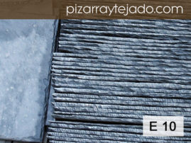 E10 Pizarra Natural de León. Pizarra de Calidad Exportación.