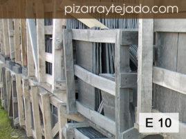 E10 Pizarra de León. Excelente Calidad. Venta y colocación.