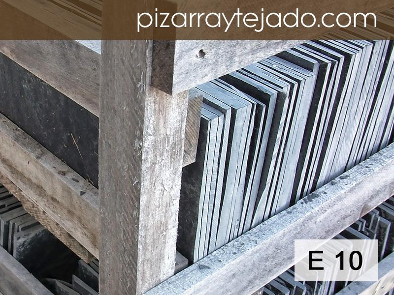 E10 Pizarra de Calidad. Origen León. Sonido perfecto.