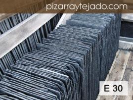 E30 Pizarra Natural de Calidad. Serie E30. Venta de Pizarra de León.