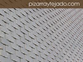 Foto de pizarra para revestimiento de pared.