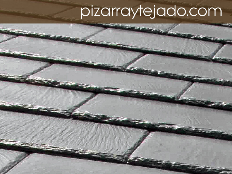 La pizarra para tejados es una inversi n cubiertas y - Tejados de pizarra ...