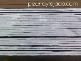 Pizarra Natural. Foto de pizarra de León calidad exportación.