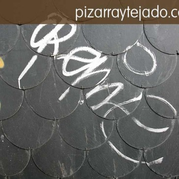 Tratamiento para pizarra natural antigraffiti