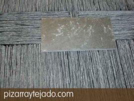 Venta de pizarra natural formato rectangular y grosor 4,0 mm para exportación.