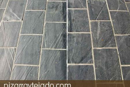 Plaquetas para suelos soleras de barro atemporal y clido blog tendencias y decoracin un suelo - Plaquetas suelo exterior ...