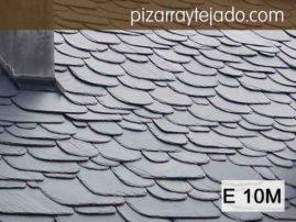 Pizarra gran formato E 10M. Big roofs.
