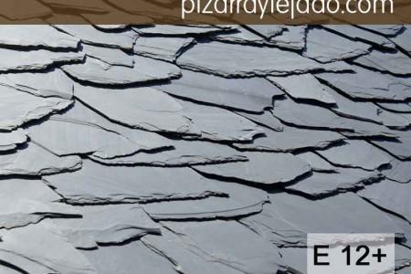 E12 pizarra r stica granel o irregular para tejados - Cubiertas vegetales para tejados ...