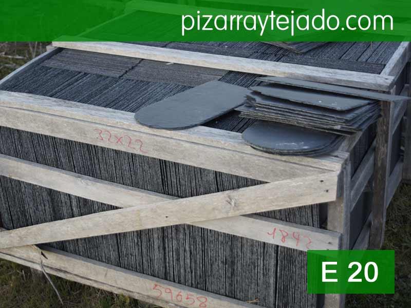 Venta de pizarra para tejados. Venta de pizarra para tejados en Asturias.