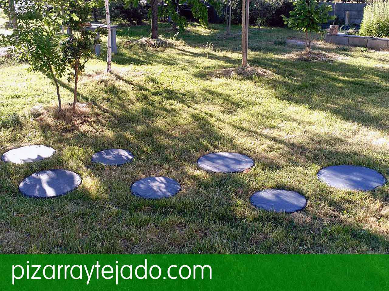 Pizarra natural para decorar exteriores e interiores - Suelos de plaqueta ...