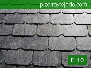 Pizarra tejado 70x50 cm.