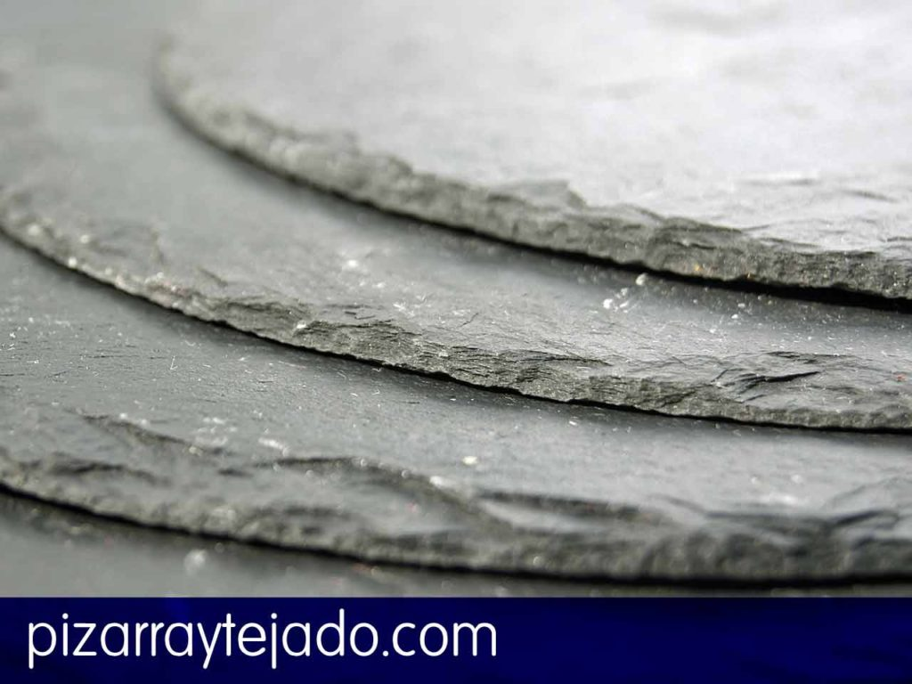 Platos de pizarra cubiertas de pizarra tejados de pizarra fachadas de pizarra - Cubiertas de pizarra en madrid ...