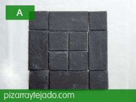 Azulejos de pizarra formatos según cliente.