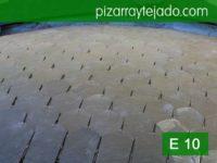 Pizarra Euskadi. Pizarra monumental E 10 origen Bierzo (León).
