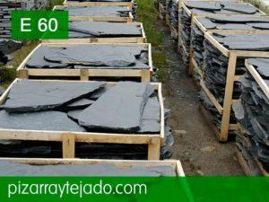 Tarifa 2015 de precio metro cuadrado suelo pizarra. Precio pizarra suelo.