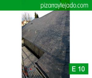 Construcción de tejados de pizarra Barcelona. Pizarra de cantera en el Bierzo. Pissarra per cobertes i façanes. Pizarra natural de León.