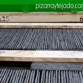 Pizarra negra de León: pizarra negra para tejados y cubiertas