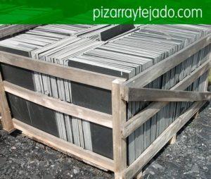 Pissarra per sòl. Pissara interior i exterior. Pizarra Girona. Pizarra Pirineos.