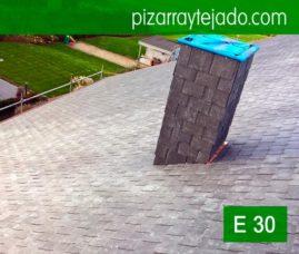 Cubiertas de pizarra en Horebeke, Bélgica. PIZARRA PARA CUBIERTAS, REVESTIMIENTOS y DECORACIÓN. Comercialización de pizarra de tejados, suelos y fachadas.