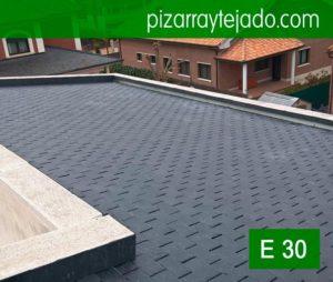 Precioso tejado teja pizarra Valladolid. Cubierta pizarra natural del Bierzo. Teja pizarra Madrid. Excelente pizarra nacional de León.