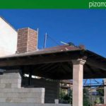 Ejecución de tejado de pizarra en Palencia. Piedra pizarra Palencia.