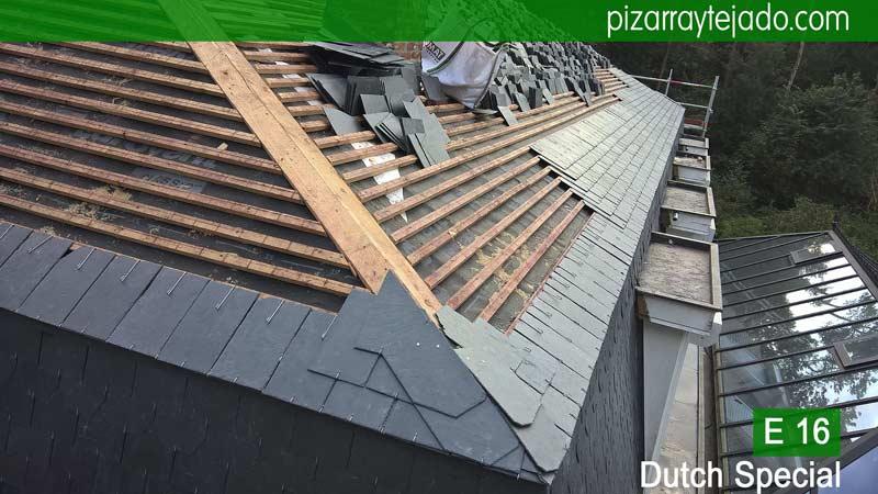Pizarra de calidad para b lgica como colocar pizarra en cubierta cubiertas y tejados de - Cubierta de pizarra ...