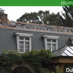 Pizarra para cubierta de tejado