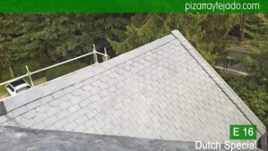 Tejados y cubiertas de pizarra. Venta y colocación. Precio m2 tejado de pizarra.