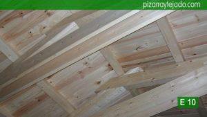 Empresa de construcción en el Bierzo de estructuras de madera y cubiertas completas. Bierzo estructuras madera.