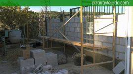 Fase de ejecución de garaje. Rehabilitaciones y obras León.