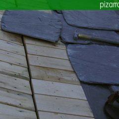 Pizarra para tejados precios.