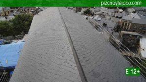 Pizarra natural del Bierzo. Pizarra garantizada. Colocación y venta pizarra para tejado.