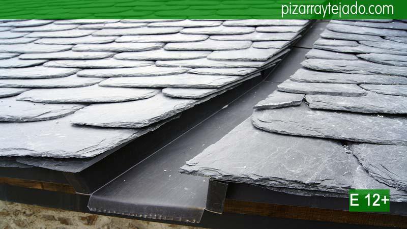 Colocación de tejados de zinc con amplia experiencia.