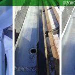 Detalles de remates y colocación de zinc en tejados y cubiertas.