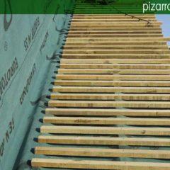 Rastrel de madera
