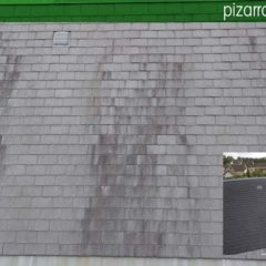 Empresa especializada en limpiar pizarra natural de tejados.